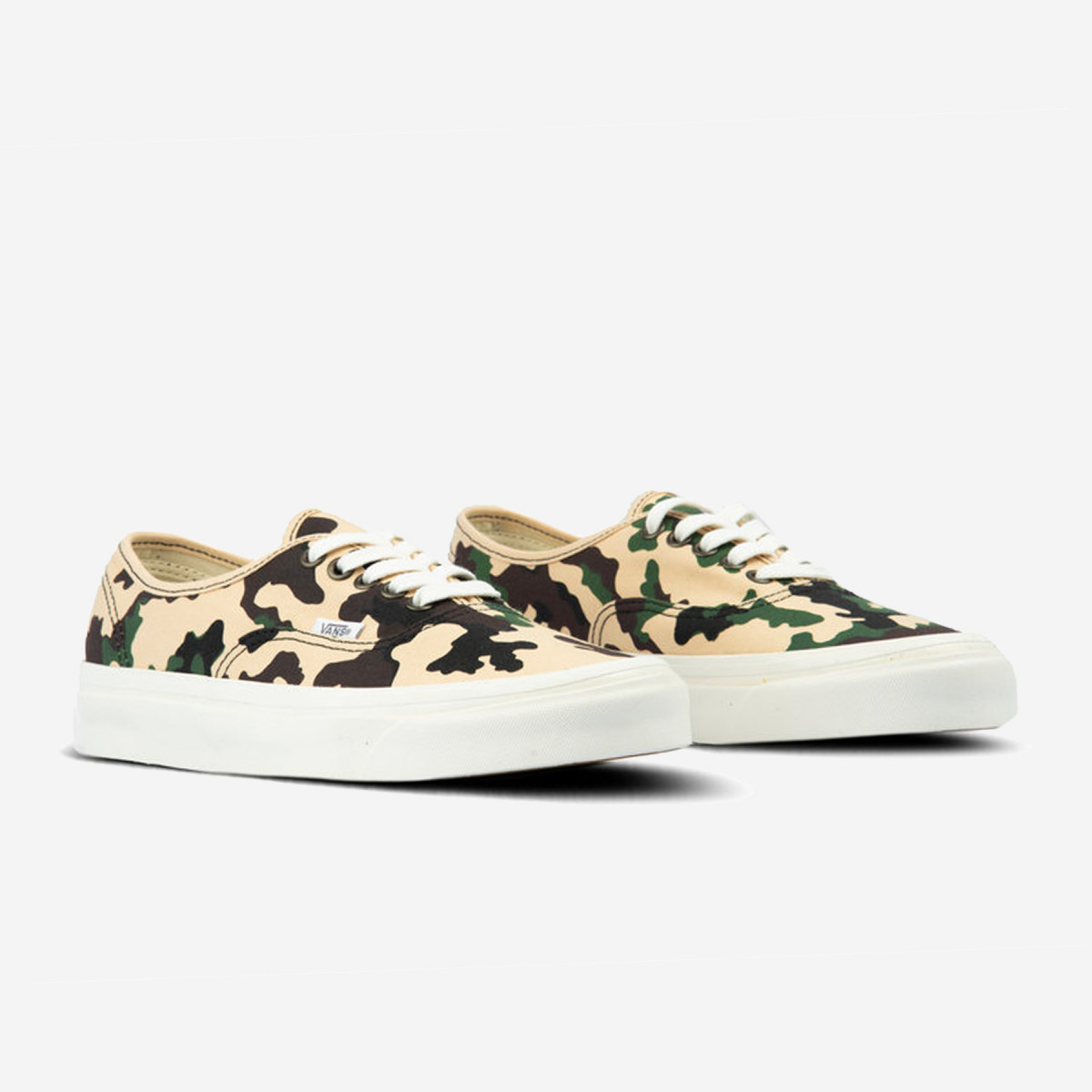 "Vans Authentic 44 DX Anaheim Factory OG ""Camo"""